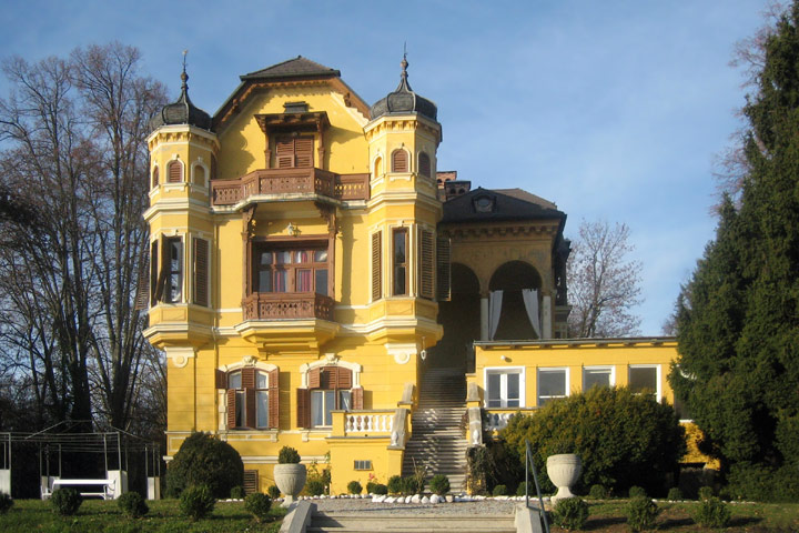 Woerthersee-architektur At